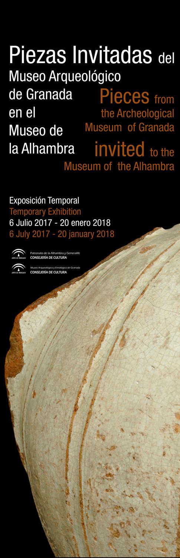 Piezas invitadas del Museo Arqueológico de Granada
