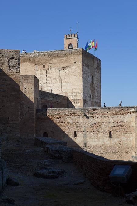 El Patronato de la Alhambra y Generalife permite el acceso gratuito a la Alcazaba el 2 de enero