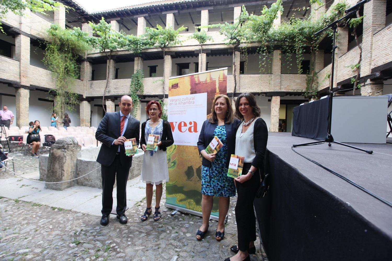 La Alhambra y Granada, un verano cultural al alcance de tus manos