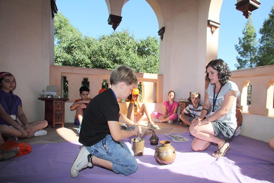 Últimas plazas para participar en el programa educativo Verano en la Alhambra