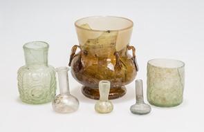La Colección de Vidrio del Museo de la Alhambra