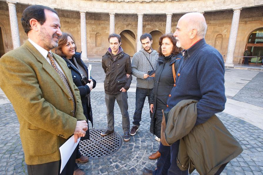 El Conjunto Monumental de la Alhambra mantiene su liderazgo como el más visitado de España en 2010