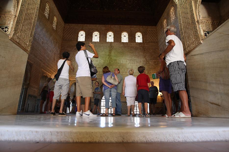 La Alhambra, destino elegido por cerca de 90.000 personas durante las vacaciones de Semana Santa
