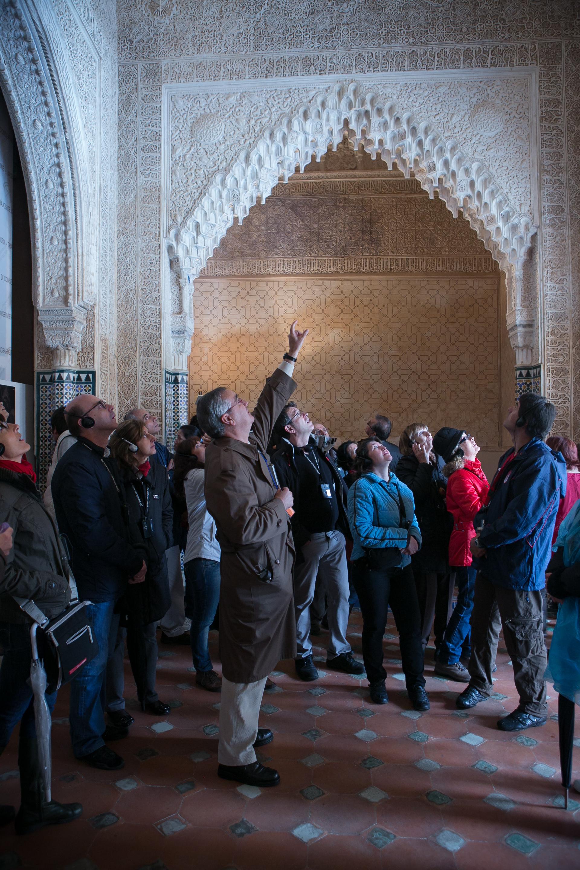 La Alhambra más cerca, a través de la mirada de especialistas