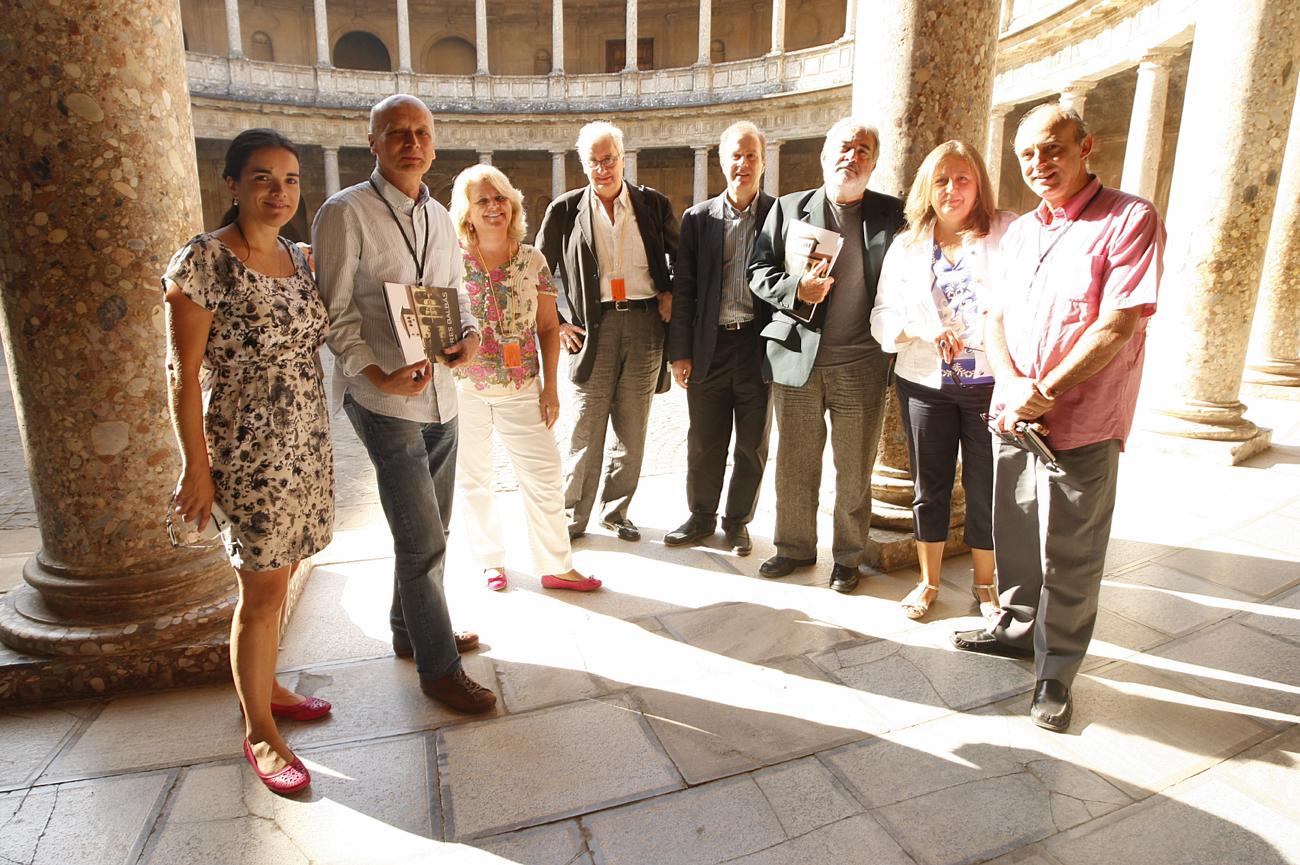 La Alhambra del arquitecto Leopoldo Torres Balbás, su vida y obra, protagonistas en el Palacio de Carlos V