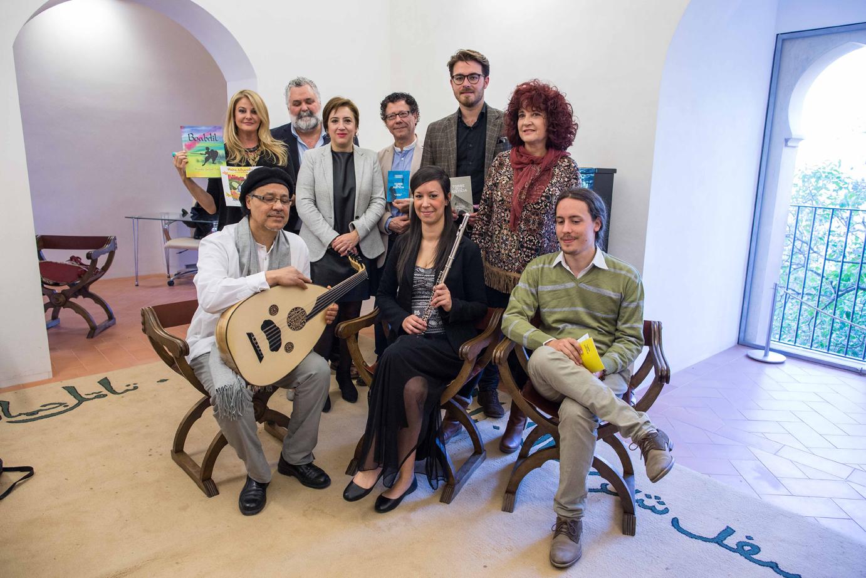 """La Alhambra pone música y lectura a la Torre de la Justica con el ciclo """"Los sonidos de la Palabra"""""""