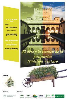 El arte y la técnica de la jardinería: tradición y futuro