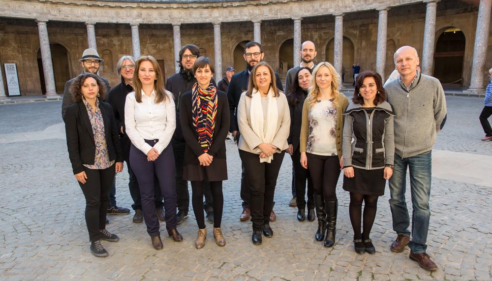 La Alhambra participa en un proyecto europeo sobre eficiencia energética en el Patrimonio Histórico