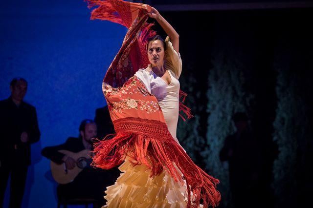 Flamenco para las noches del Generalife