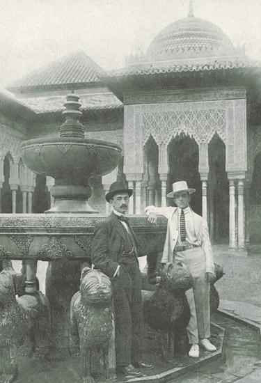 Manuel de Falla y la Alhambra