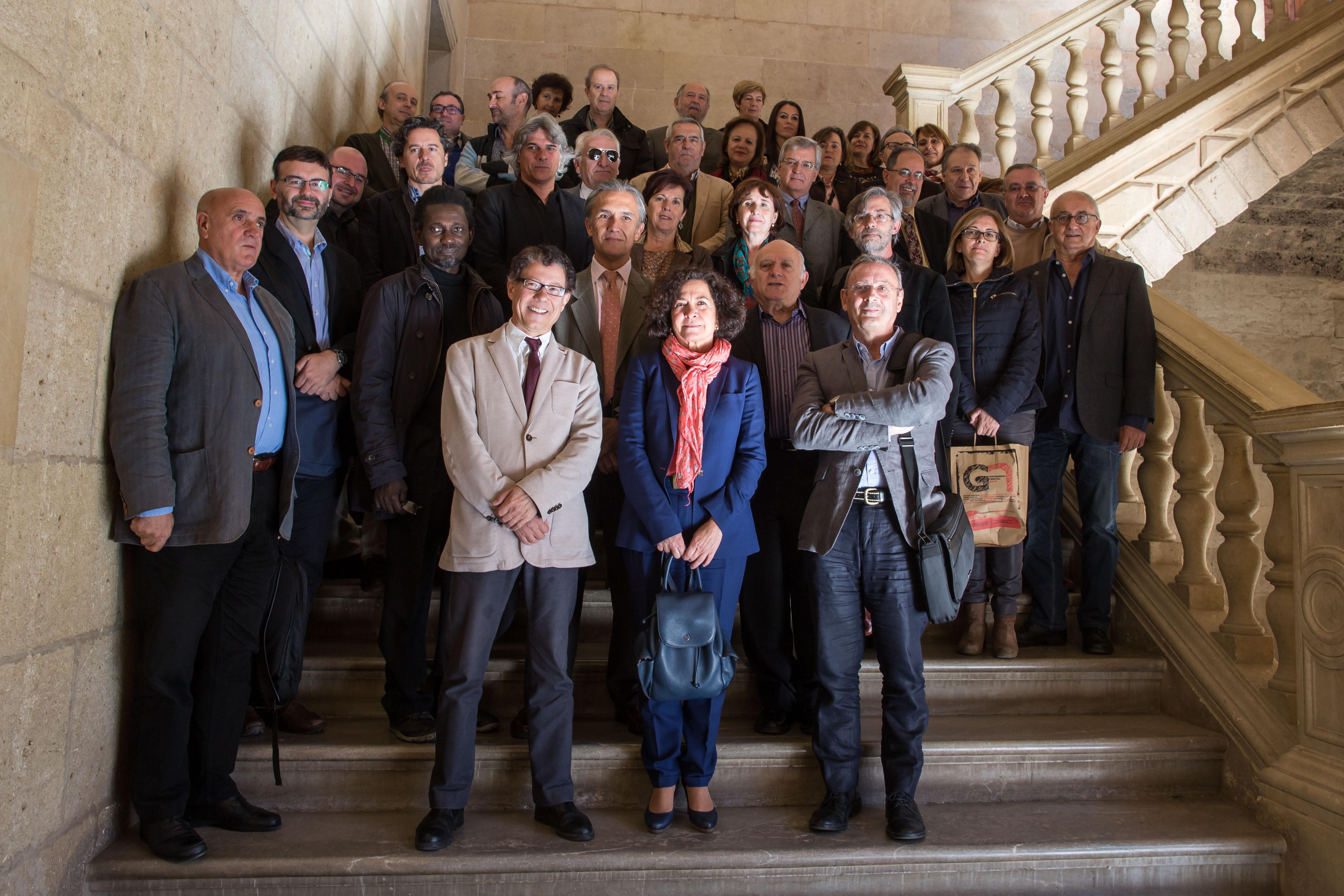 Un Comité Científico asesorará a la Alhambra como fuente de conocimiento en sus publicaciones editoriales