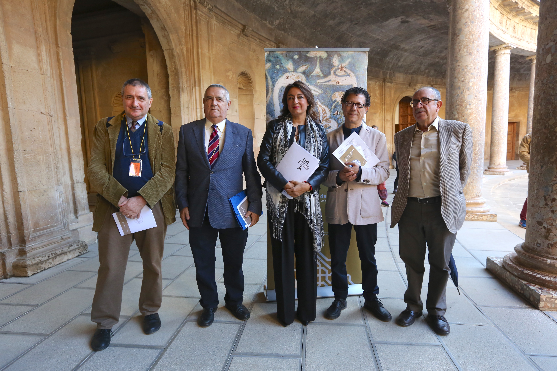 Expertos internacionales debaten en la Alhambra sobre arqueología medieval