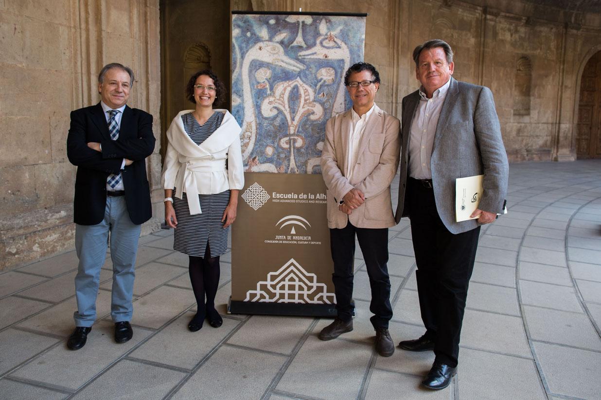 Expertos debaten en la Alhambra el esplendor del Imperio almorávide en al-Andalus