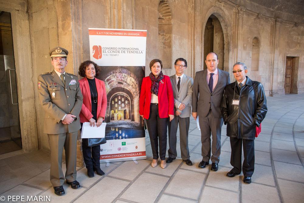 Un centenario para recordar al primer alcaide de la Alhambra, el II conde de Tendilla (1442-1515)