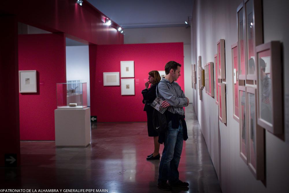 Para descubrir más sobre las Exposiciones de la Alhambra
