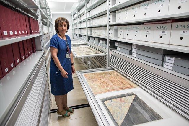 La Alhambra organiza visitas guiadas para mostrar sus fondos en el Día Internacional de los Archivos