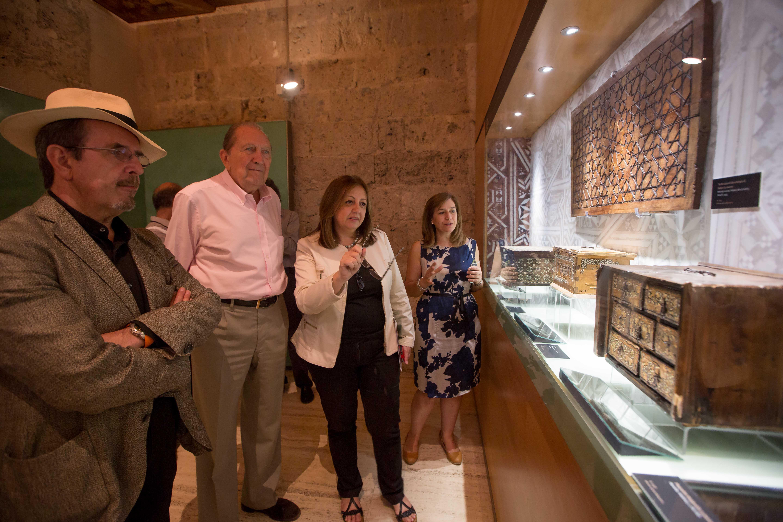 La Alhambra y la Fundación Rodríguez-Acosta organizan actividades para toda la familia el Día Internacional de los Museos