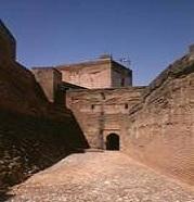 Camino de Ronda de la Alcazaba