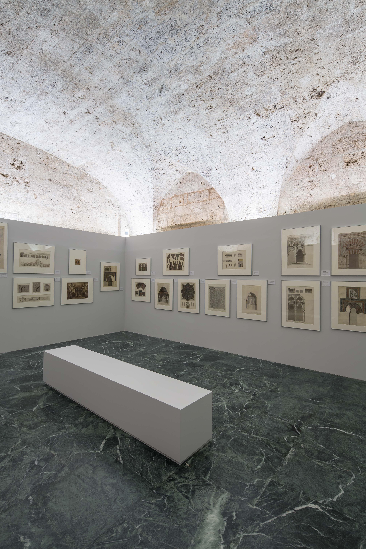 La Alhambra a través de los dibujos centenarios de la Academia de Bellas Artes de San Fernando