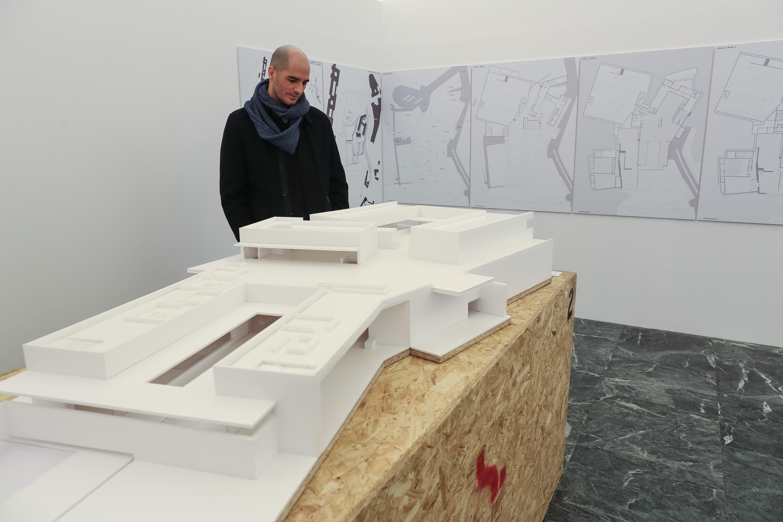 Más de 46.000 personas visitan la exposición 'Visiones de la Alhambra de Álvaro Siza'