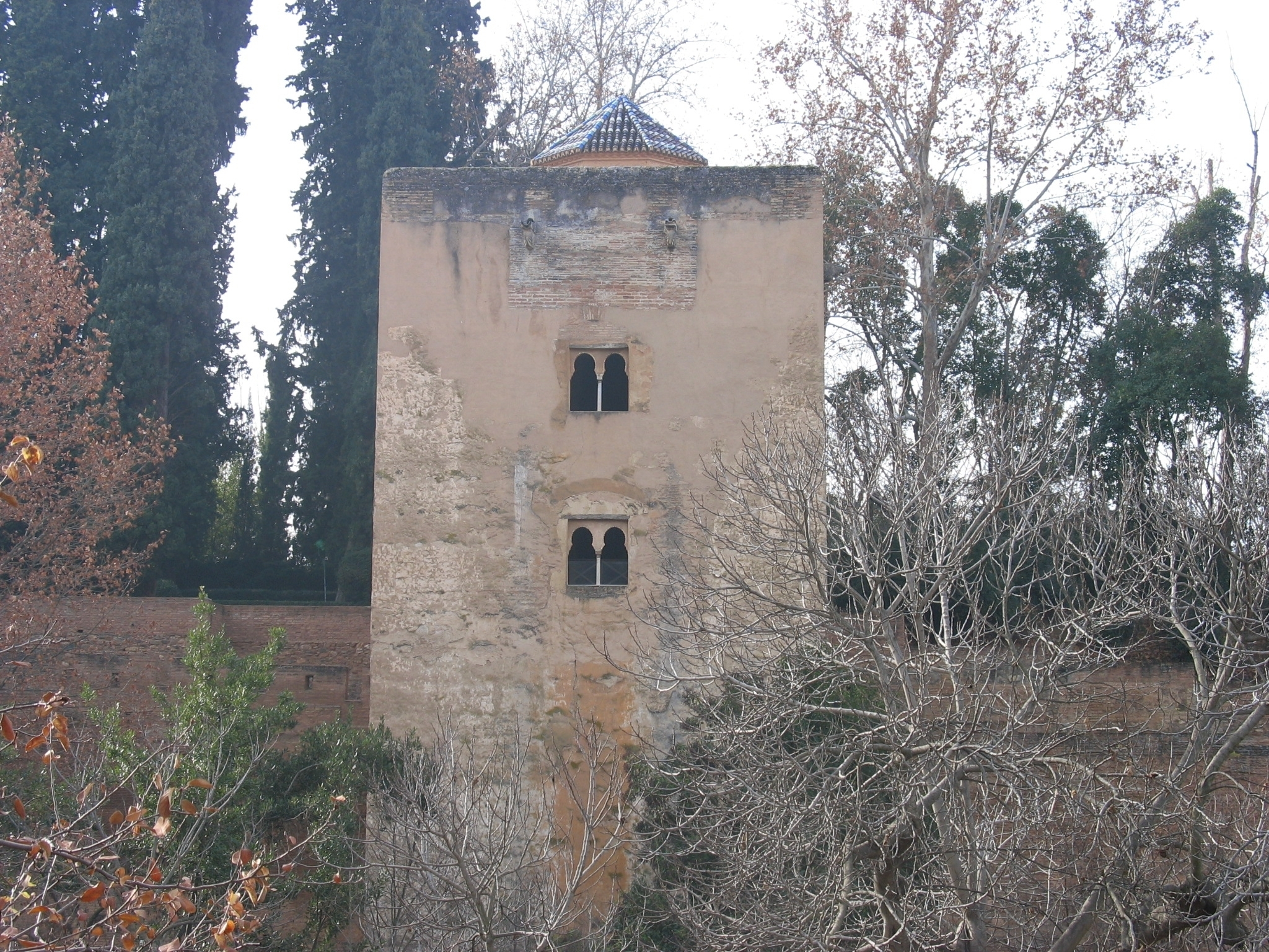 El Patronato de la Alhambra y Generalife abre al público la Torre de las Infantas durante el mes de Septiembre