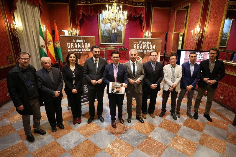Junta y Ayuntamiento impulsan un nuevo bono turístico para visitar la Alhambra y aumentar el número de pernoctaciones