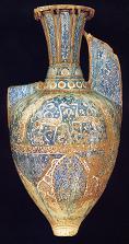El 'Jarrón de las Gacelas'. La culminación técnica de la cerámica hispanomusulmana