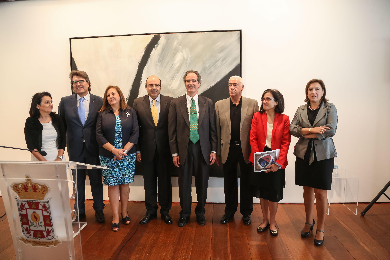 La Alhambra y Granada recuerdan a José Guerrero (1914-2014) en el centenario de su nacimiento