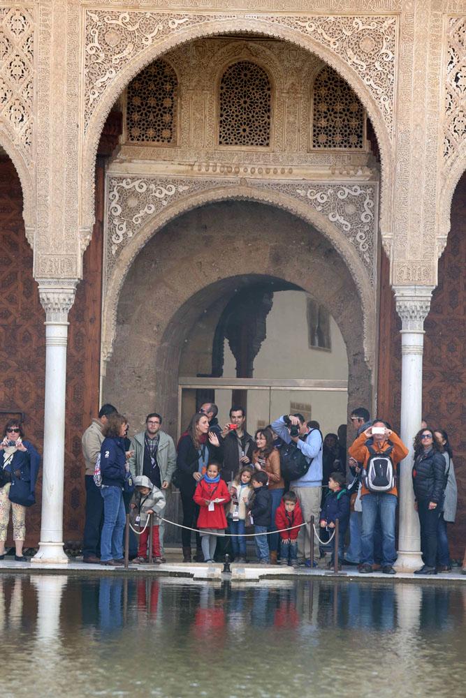 La Alhambra y el Albaicín, unidos por el patrimonio