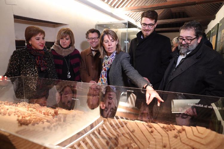 """La Fundación El legado andalusí y el Patronato de la Alhambra y Generalife inauguran la exposición """"La Ciencia en al-Andalus"""""""