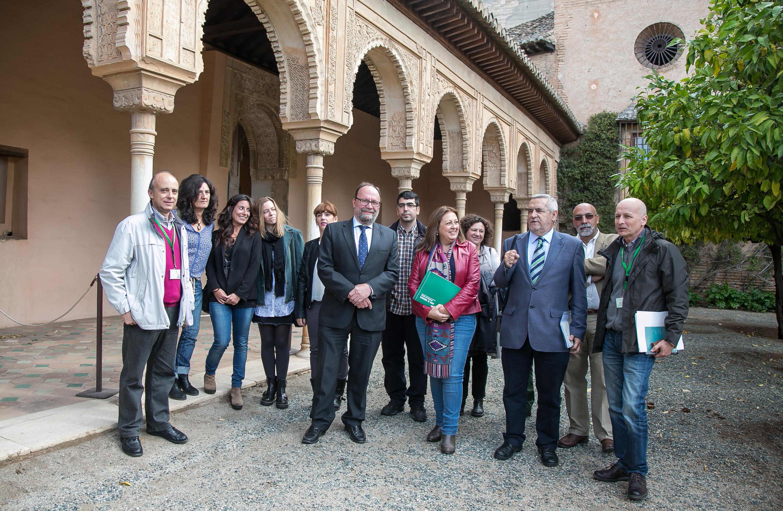 La Alhambra presenta su innovador y científico Plan de Arqueología del siglo XXI