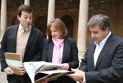 La Directora del Patronato de la Alhambra presenta el libro Alhambra, imágenes de ciudad y paisaje (hasta 1800)