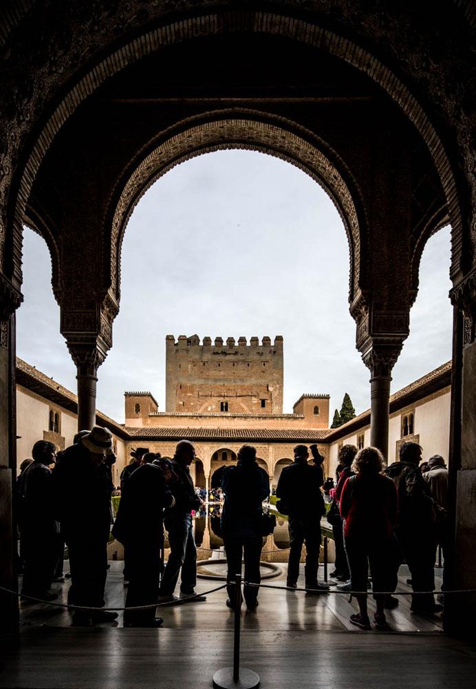 La Alhambra y Granada, unidas por el patrimonio