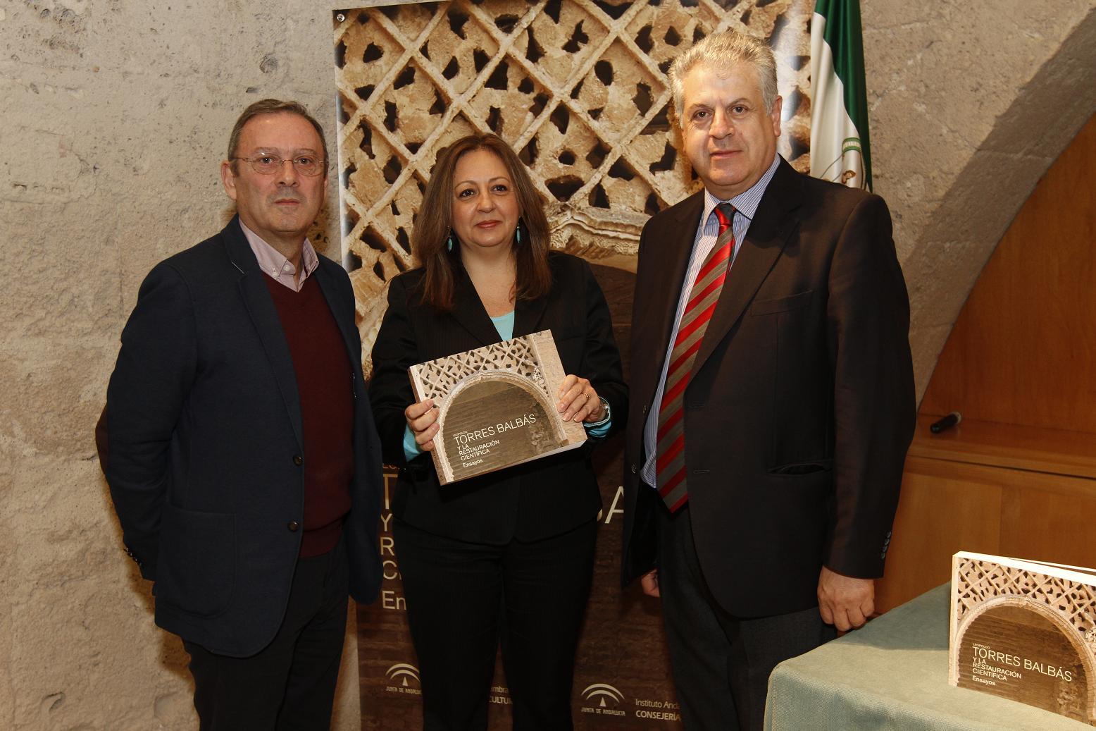 La Alhambra comienza el homenaje a Torres Balbás con un libro de ensayos