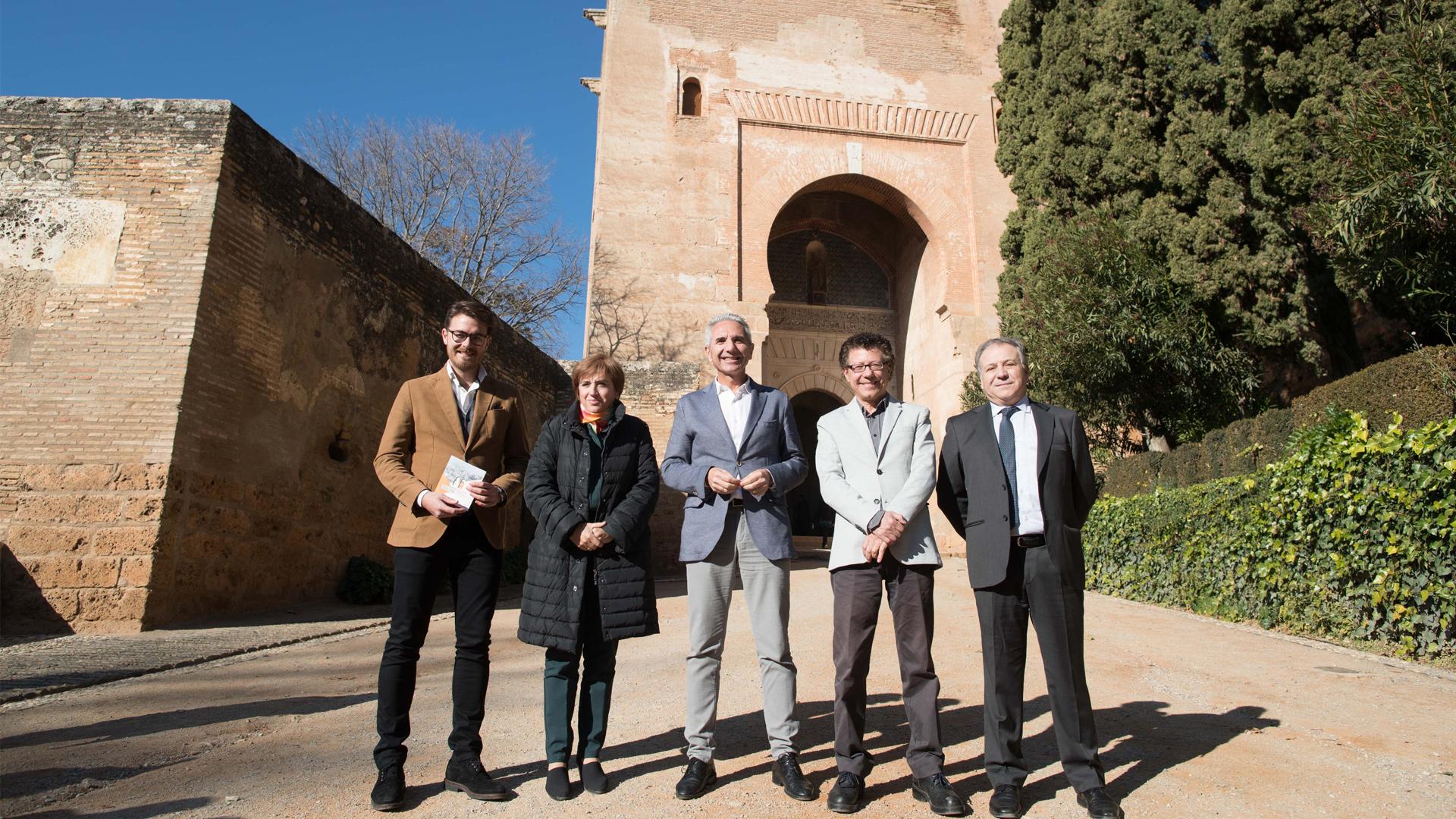 La Alhambra dedica una exposición a la historia y simbología de la puerta de la Justicia, Bab al-Saria