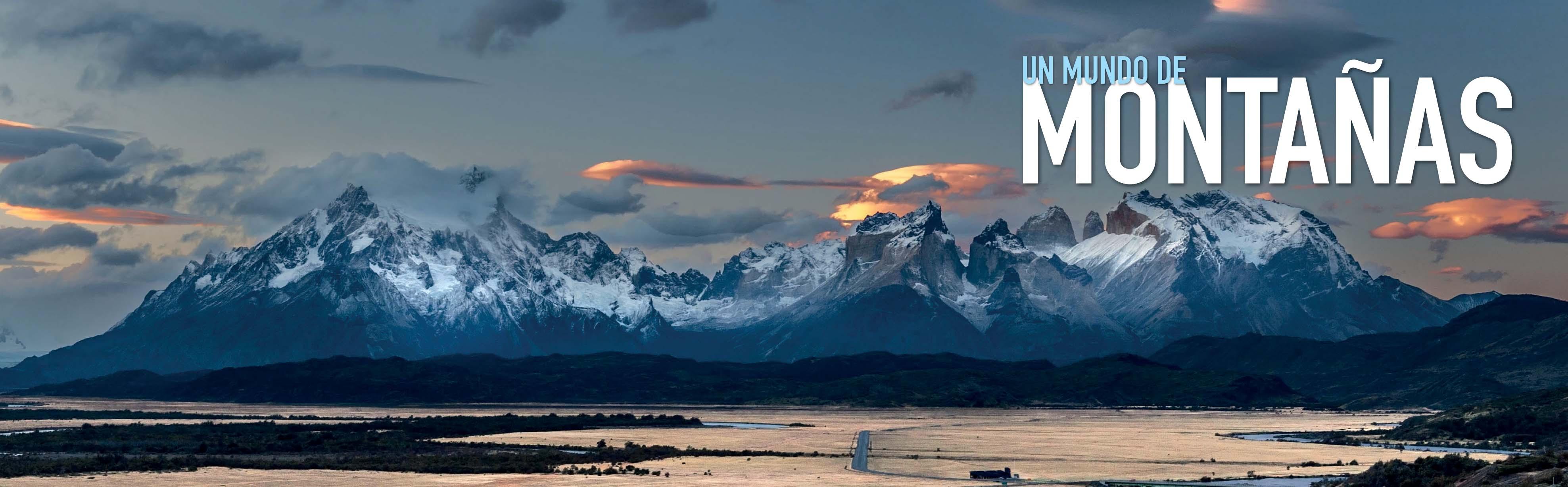 Un mundo de montañas