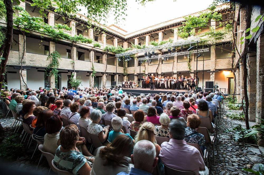 Música, flamenco, teatro y jazz para las noches del Verano en el Corral  del Carbón