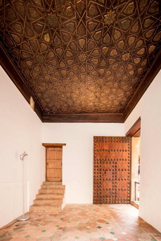 La Alhambra abre por primera vez al público el  Vestíbulo del Alcázar, dentro de los Palacios Nazaríes