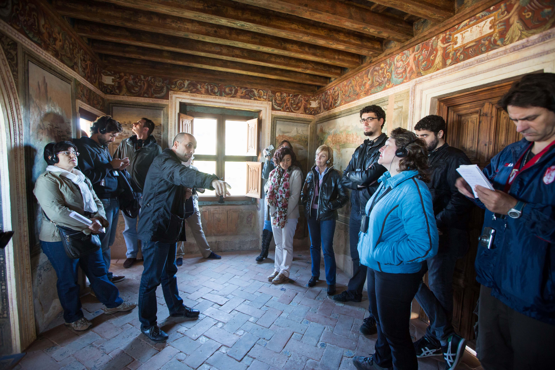 Descubrir la Alhambra a través de especialistas