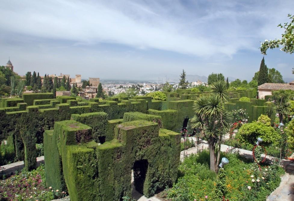 The high gardens
