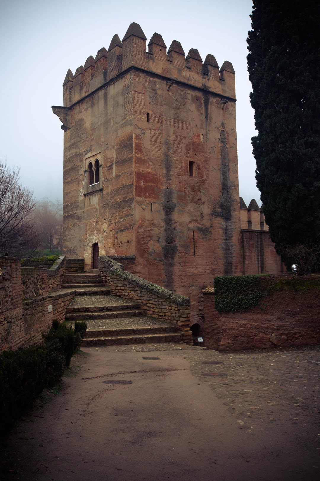 برج القمم