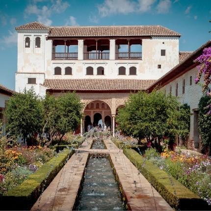 Jardines de La Alhambra