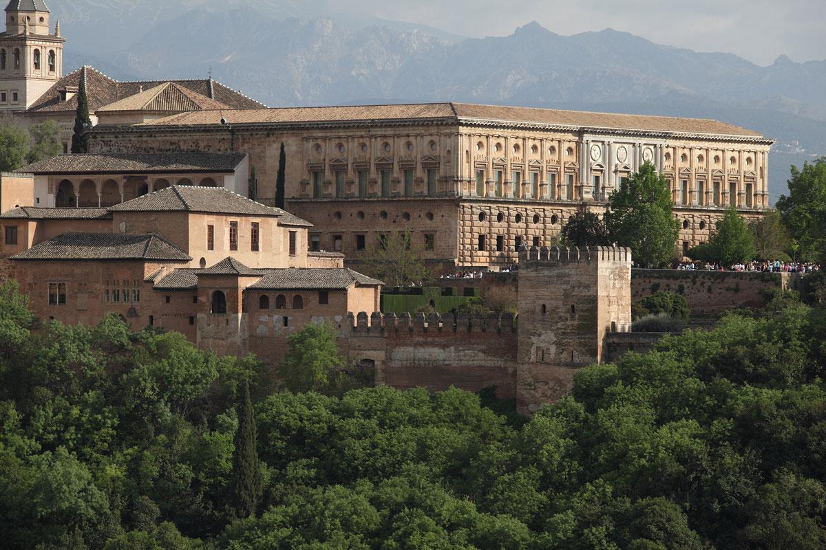 La Alhambra cristiana