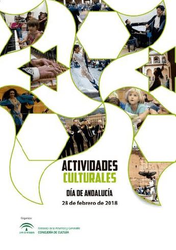 Conciertos, talleres y exposiciones para celebrar el día de Andalucía en los esacios culturales de la junta en Granada