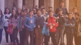 Foto grupal de niños