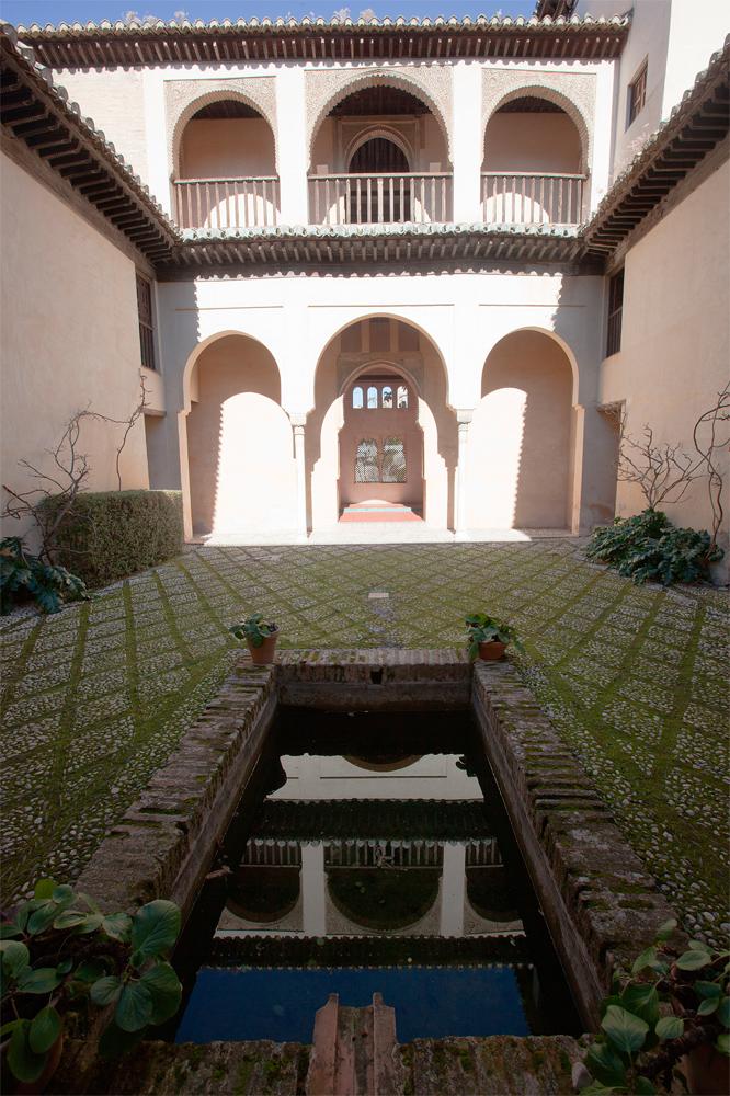 Palacio de Dar al-Horra - Patronato de la Alhambra y Generalife