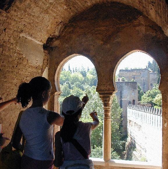 Aprende en la alhambra