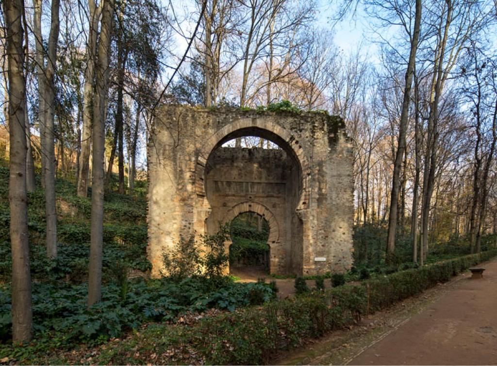 The gate of Bibarrambla