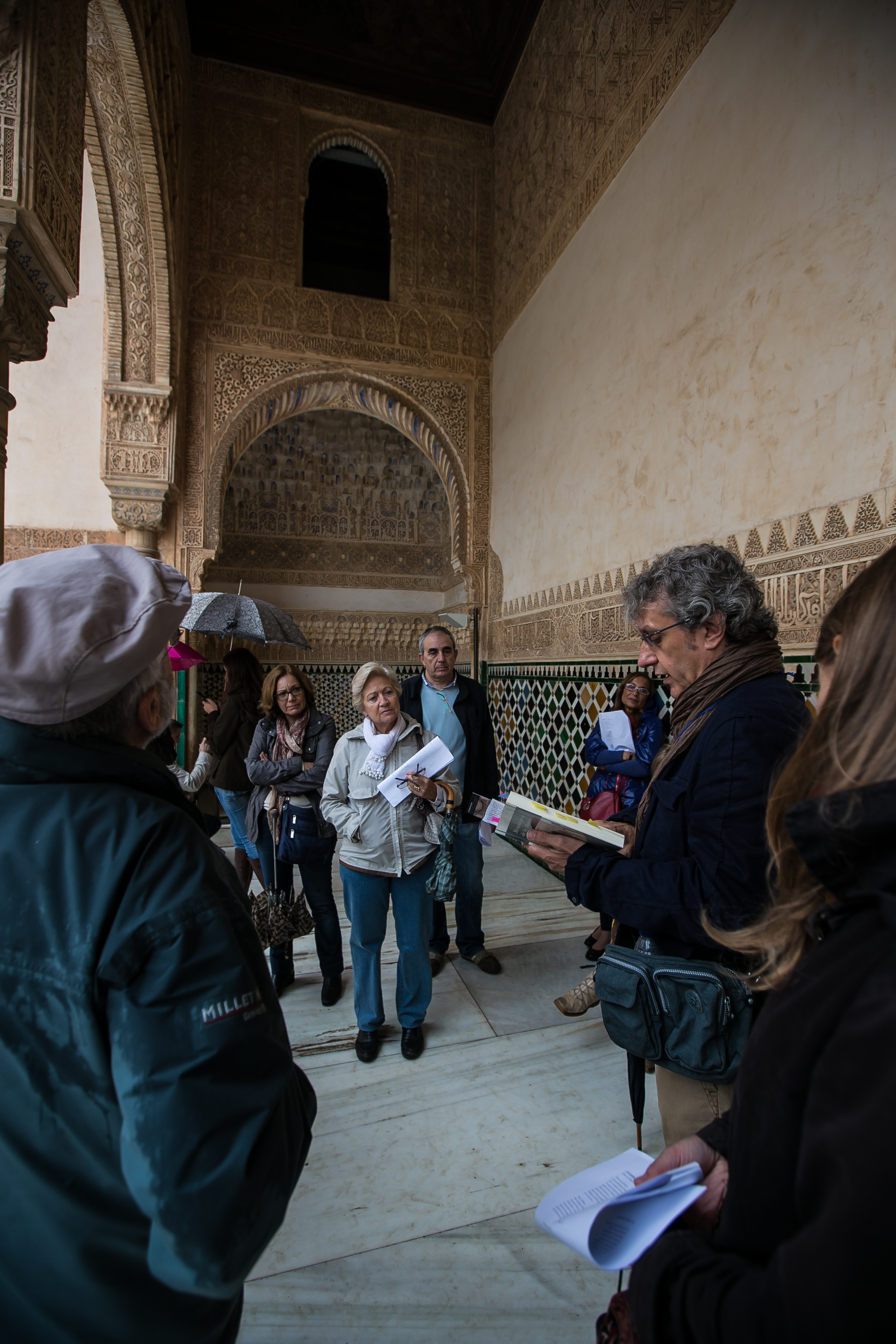 The Alhambra and Generalife seen through the eyes of specialists