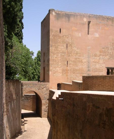 The Camino de Ronda (North Sector)